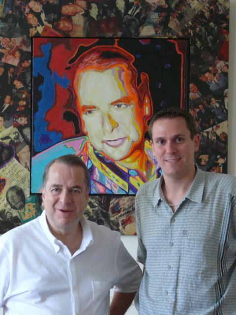 Paul-Loup Sulitzer & Yannick Boutot