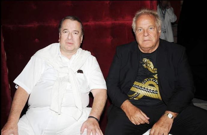PLS & Massimo Gargia juillet 2008